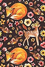 Whimsical Woodland Creatures Journal (Blank Lined Journals)