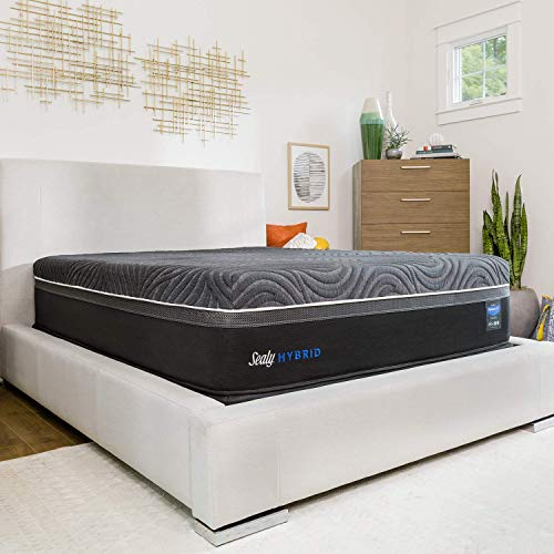 Sealy Hybrid Premium 14-Inch Firm Mattress, King