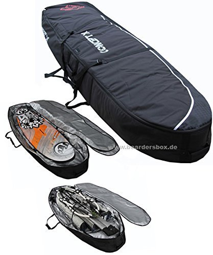 Doppel Boardbag Concept X 248cm x 65cm , Surf Board Bag , Double , NEU ohne Rollen !!