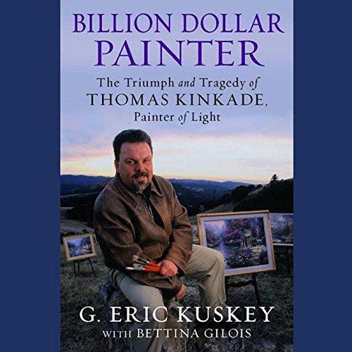Billion Dollar Painter audiobook cover art