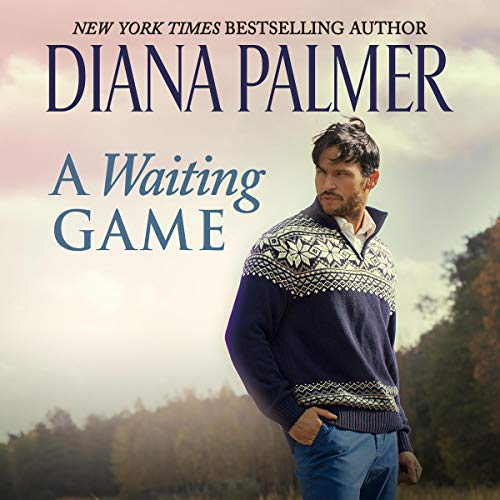 A Waiting Game Audiobook By Diana Palmer cover art