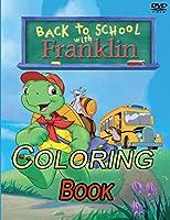 Franklin Coloring Book🐢