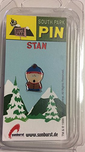 Stan South Park Brosche 2d