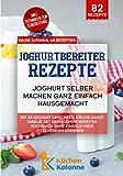 Joghurtbereiter Rezepte – Joghurt selber machen ganz...
