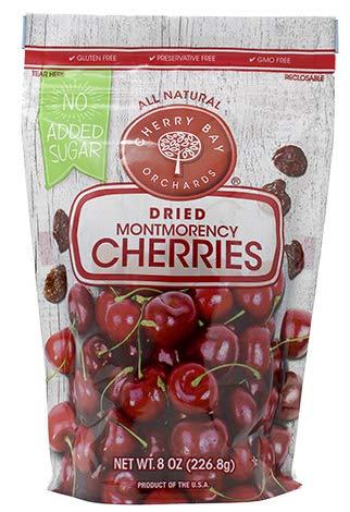 No Added Sugar Dried Montmorency Cherries  8 oz