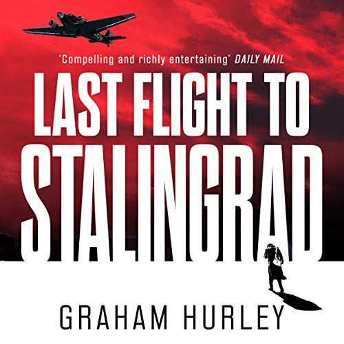 Last Flight to Stalingrad cover art