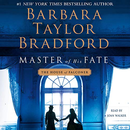 Master of His Fate audiobook cover art