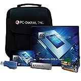 PC-Doctor Service Center 14 Computer Diagnostics Repair Kit