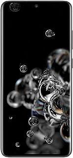 Samsung SM-G988BZKDEUB Gb Galaxy S20 Ultra 5G Smartphone, 128 GB, Svart
