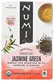 Numi Organic Tea Jasmine Green, 18 ct