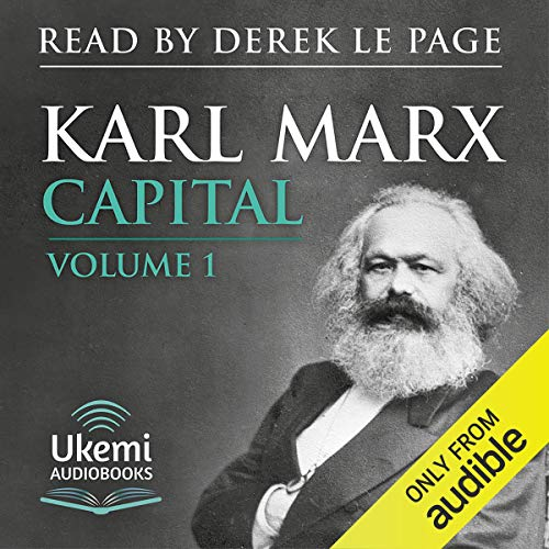 Capital: Volume 1 audiobook cover art