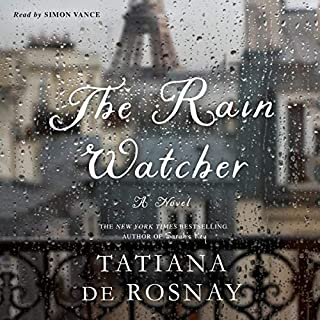 The Rain Watcher audiobook cover art