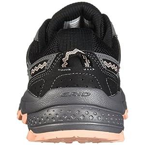 Saucony Women's Excursion TR12 Sneaker, Grey/Peach, 8.5 M US
