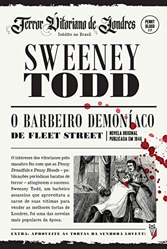 Sweeney Todd. O Barbeiro Demíaco De Fleet Street