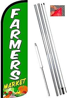 Best farmers market flag Reviews