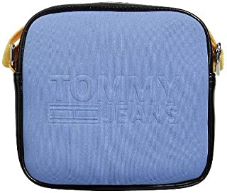 Tommy Jeans Texture Neo Crossover Bag, Blue, AW0AW07803
