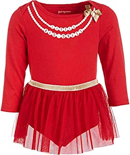 First Impressions Baby Girls Red Tutu Dress