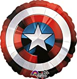 Folienballon Jumbo Avengers Shield