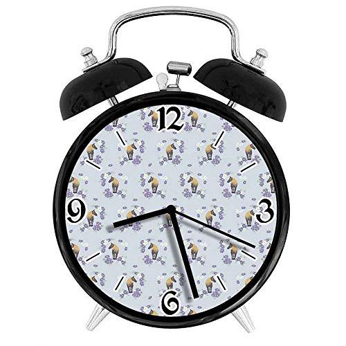 PICOM99 Reloj Despertador Inteligente Caballo Ecuestre rodea