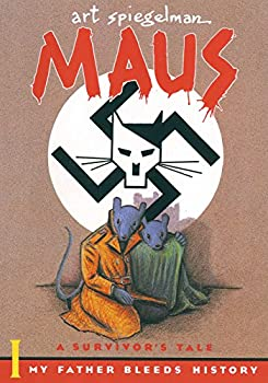 Paperback Maus I: a Survivor's Tale : My Father Bleeds History Book