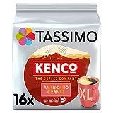 Tassimo Kenco Americano Grande Coffee Pods (Pack of 5, Total 80 pods, 80 servings)