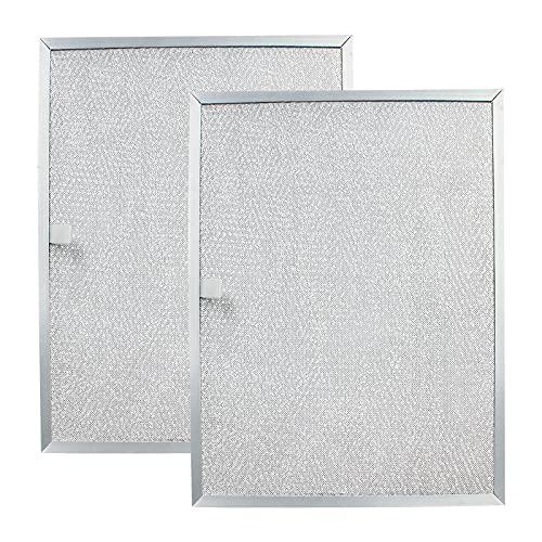 KHY (2-Pack) Vent Hood Aluminum Mesh Range Hood Filter for Broan Nutone...