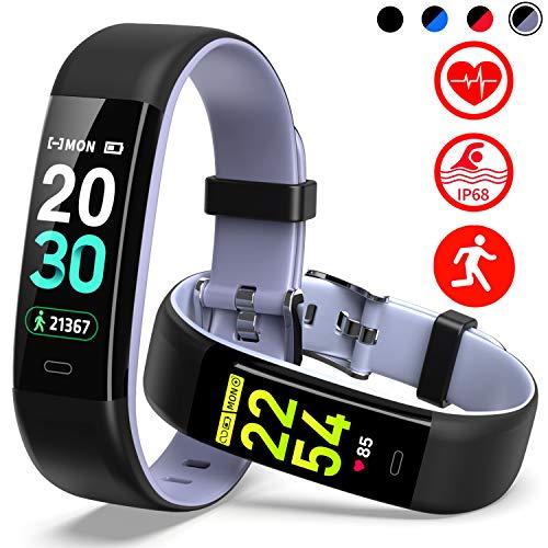 Mgaolo Fitness Tracker HR,Activity Tracker IP68...