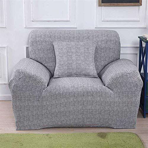 Fácil de instalar y cómodo cubierta de sofá. Cubierta de sofá, cubierta de sofá elástica Cubiertas de sofá ajustado de algodón para la cubierta de la esquina de la esquina de la cabina de la cabina de