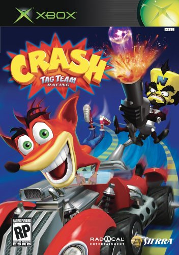 Crash Tag Direct store Team Racing Xbox - shop