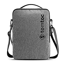 top rated Shoulder bag for 13-inch Tomtoc laptop for iPad Pro 12.9, Surface Pro 12.3, MacBook 13-inch … 2021