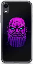iPhone X/XS Anti-Scratch Shockproof Case Thanos Avengerss Superhero Stan-Lee Comic Movie Stan-lee Minimal