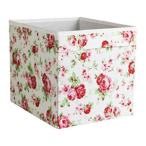 Generisch IKEA Dröna Aufbewahrungsbox für Kallax Regale Box Fach Kiste 33x38x33 cm (Rosali)