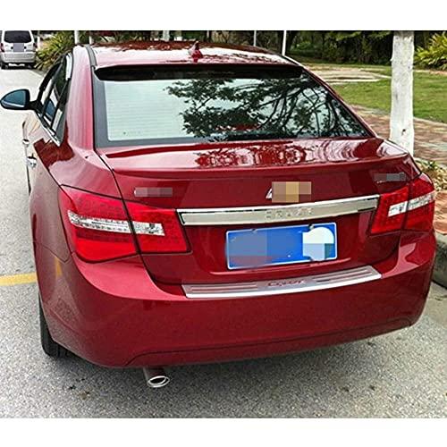 FWC Abs Alerón trasero estándar del portón trasero Alerón techo trasero tronco labio parabrisas ala para Chevrolet Cruze 2009 2010 2011 2012 2013, modificación Accesorios