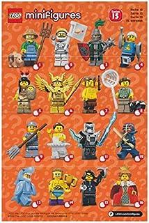 レゴ ミニフィギュア シリーズ15 LEGO minifigures #71011 全16種フルコンプセット ミニフィグ ブロック 積み木
