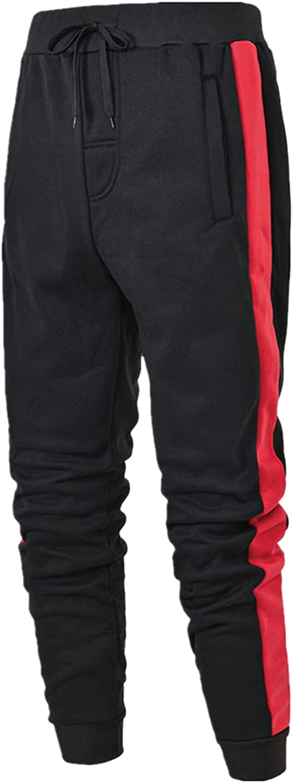 Xiloccer Mens Tall Athletic Pants Petite Men's Sweatpants Palazz