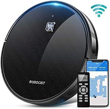 Robocist 850 Smart Robotic Vacuum Cleaner