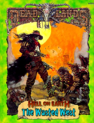 Deadlands: Hell on Earth: The Wasted West (PEG6005)