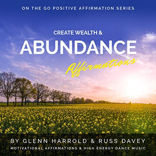 Create Wealth & Abundance Affirmations cover art