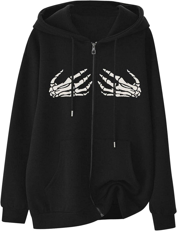 Hemlock Teen Girls Sweatshirt Solid Zip Up Hoodie Jacket Long Sleeve Hooded Sweatshirt Tops Outwear Sports Jacket