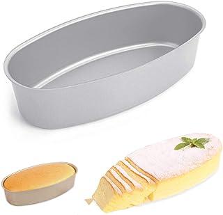1 molde ovalado para tartas de queso