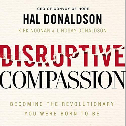 Disruptive Compassion audiobook cover art