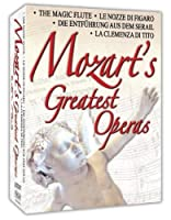 Greatest Operas Box [DVD]