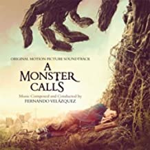 A Monster Calls original Soundtrack