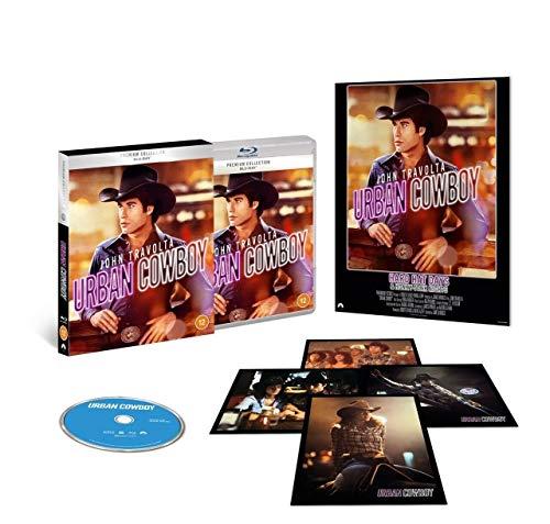 URBAN COWBOY Premium Collection Blu Ray. John Travolta.