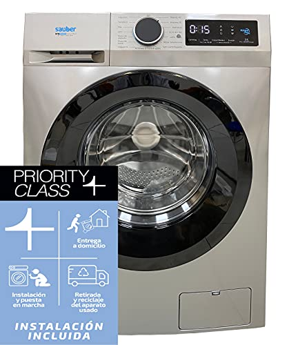 lavadoras baratas 7kg bosch Marca SAUBER