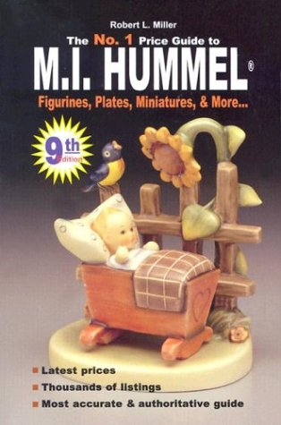 No. 1 Price Guide to M.I.Hummel Figurines, Plates, Miniatures, & More: Robert L. Miller's M.I. Hummel Figurines Price Guide (No. 1 Price Guide to M. I. Hummel Figurines, Plates, More...)