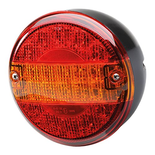 HELLA 2SD 357 026-201 Heckleuchte - Valuefit - LED