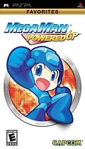 Mega Man Powered Up - Sony PSP by Capcom