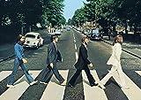 "A4-Poster, Motiv ""Beatles Abbey Road"""