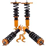 nissan sentra b15 coil - Coilovers Strut for Nissan Sentra B15 2000-2006 Suspension Coil Spring Shock with Non Adjustable Damper